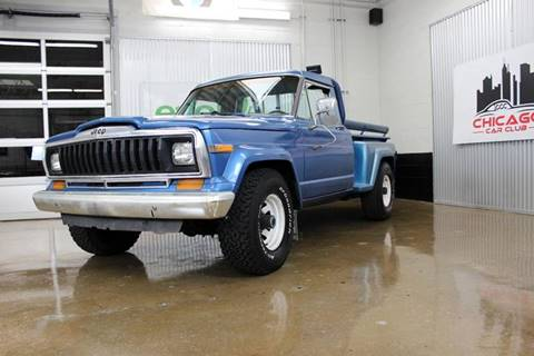 1982 Jeep J-10 Pickup for sale in Chicago, IL