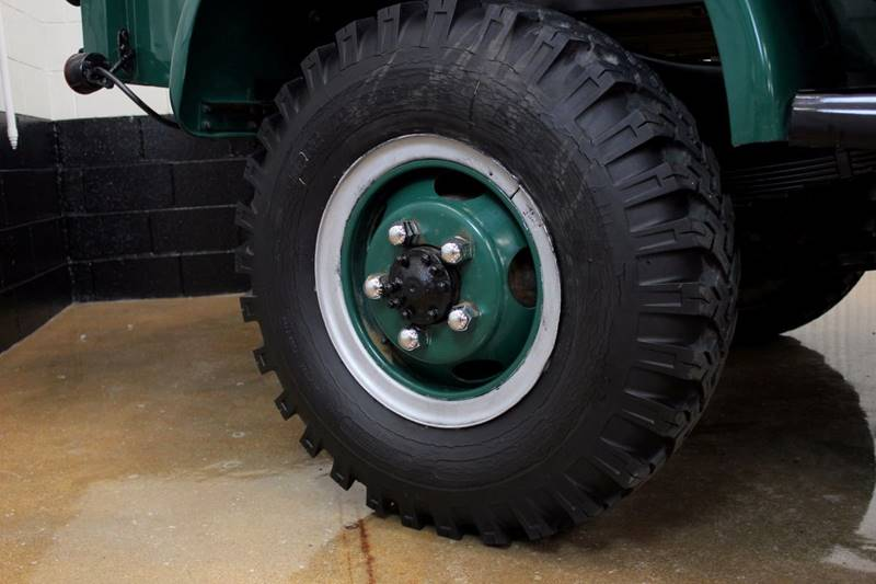 1952 Dodge Power Wagon for sale at Evolve Motors in Chicago IL
