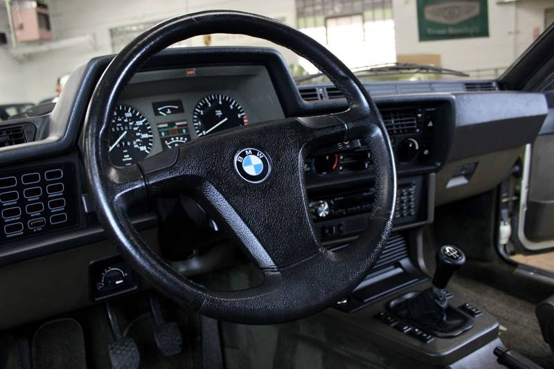 1984 BMW 6 Series for sale at Evolve Motors in Chicago IL