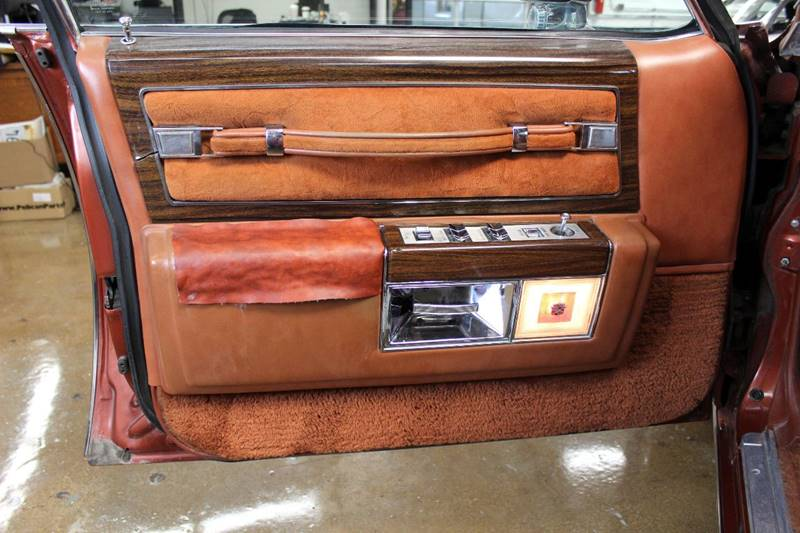 1977 Cadillac DeVille for sale at Evolve Motors in Chicago IL