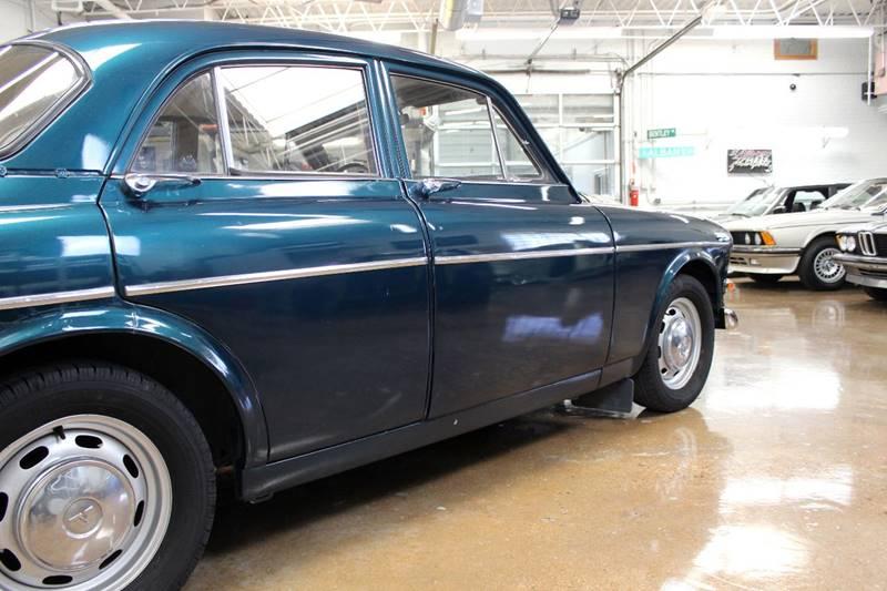 1966 Volvo 122S for sale at Evolve Motors in Chicago IL