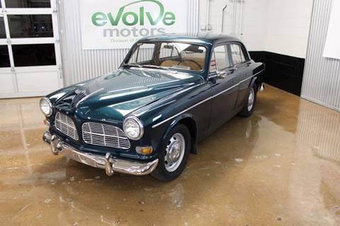 1966 Volvo 122S for sale at Evolve Motors in Chicago IL