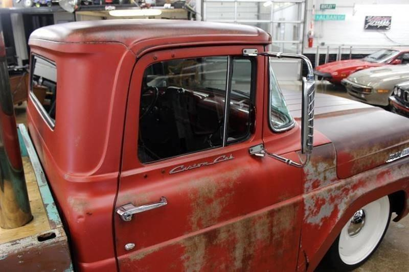 1957 Ford F-350 for sale at Evolve Motors in Chicago IL