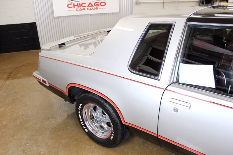 1984 Oldsmobile Cutlass Calais for sale at Evolve Motors in Chicago IL