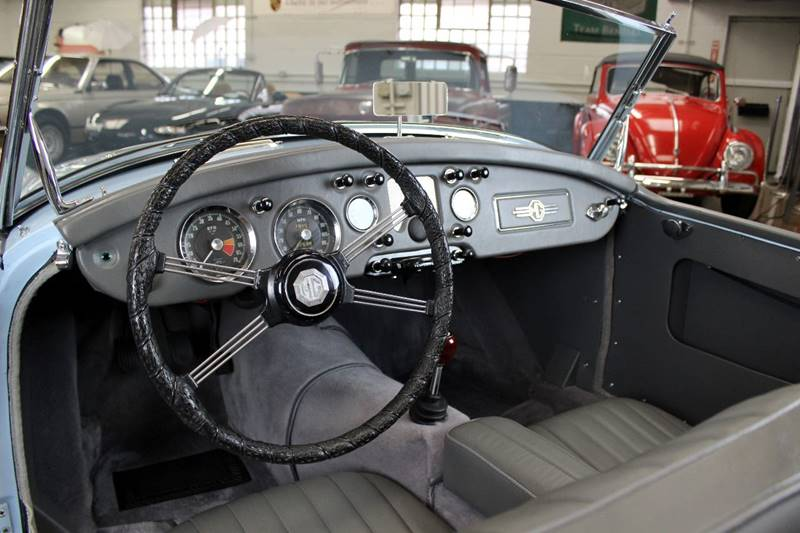 1957 MG MGA for sale at Evolve Motors in Chicago IL