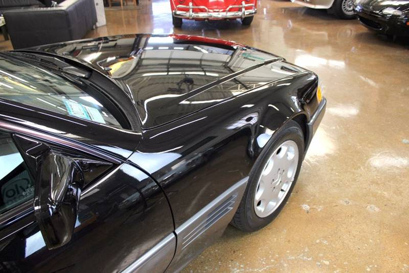 1995 Mercedes-Benz SL-Class for sale at Evolve Motors in Chicago IL