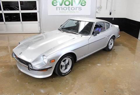 1972 Datsun 240Z for sale at Evolve Motors in Chicago IL