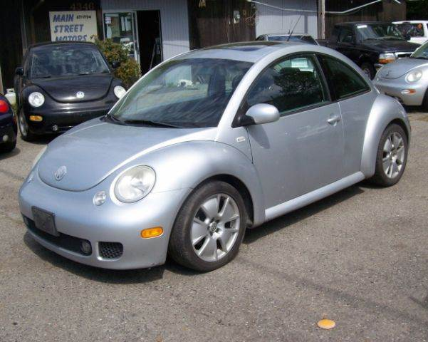 2003 Volkswagen New Beetle for sale at Main Street Motors in Bellingham WA