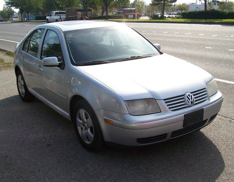 2003 Volkswagen Jetta for sale at Main Street Motors in Bellingham WA