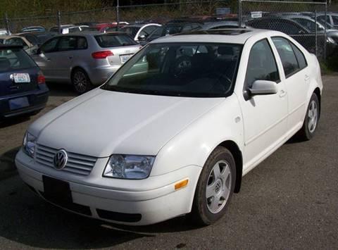 2000 Volkswagen Jetta for sale in Bellingham, WA