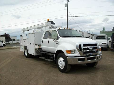 2008 Ford F-750 CREW CAB for sale in Spokane Valley, WA