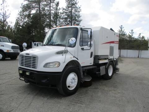 2006 Freightliner  M2  ELGIN BROOM BEAR SWEEPER for sale at BJ'S COMMERCIAL TRUCKS in Spokane Valley WA