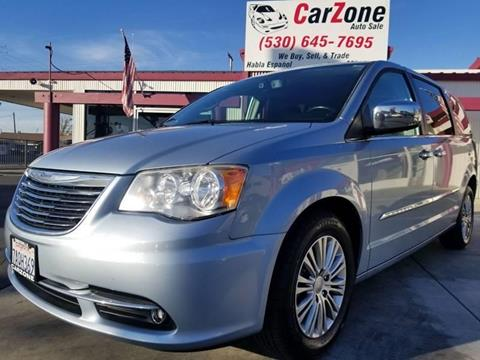 2013 Chrysler Town and Country for sale in Marysville, CA
