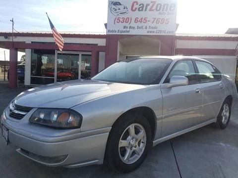 2004 Chevrolet Impala for sale in Marysville, CA