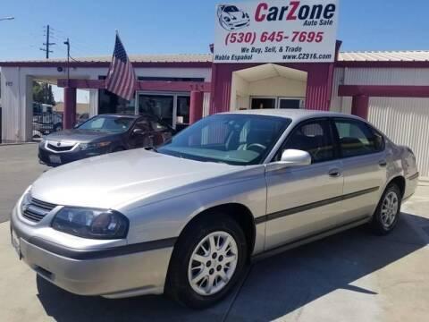 2005 Chevrolet Impala for sale in Marysville, CA