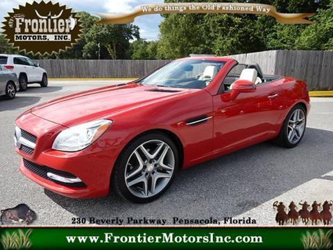 2013 Mercedes-Benz SLK for sale in Pensacola, FL