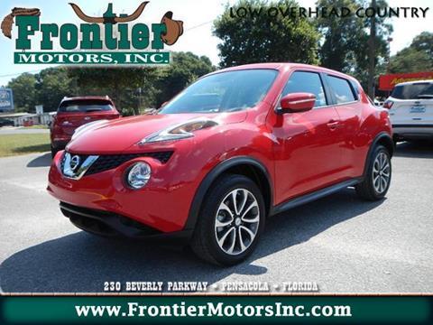 2017 Nissan JUKE for sale in Pensacola, FL