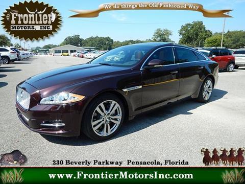 2013 Jaguar XJL for sale in Pensacola, FL