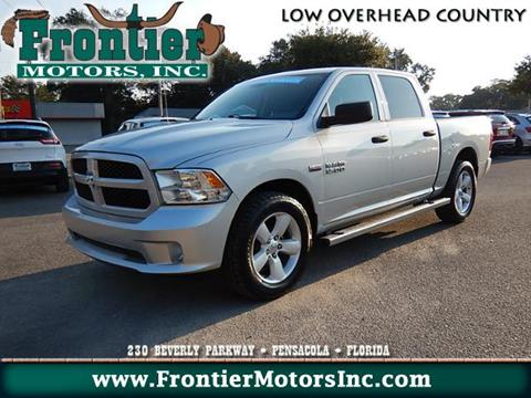 Ram for sale in pensacola fl for Frontier motors pensacola fl