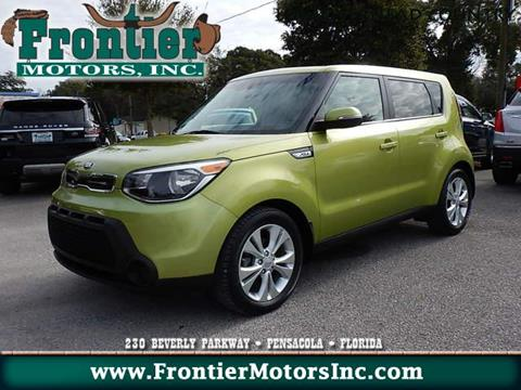 Certified kia for sale in pensacola fl for Frontier motors pensacola fl