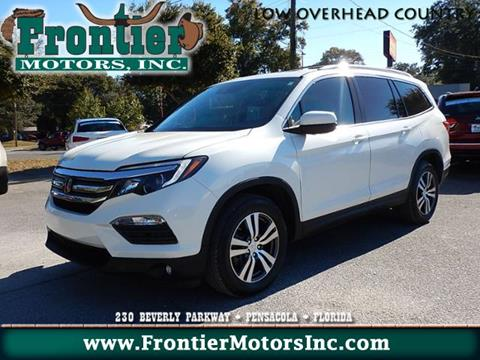 Honda pilot for sale in pensacola fl for Frontier motors pensacola fl