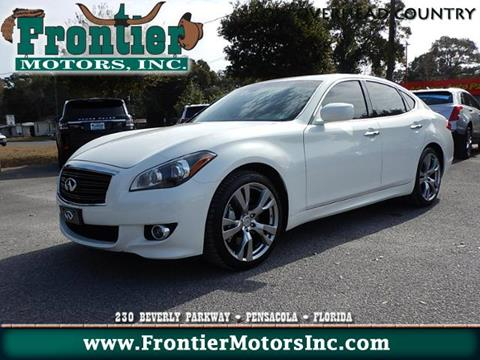 Infiniti m37 for sale in pensacola fl for Frontier motors pensacola fl