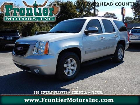 Gmc yukon for sale in pensacola fl for Frontier motors pensacola fl