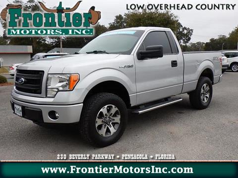 Certified ford for sale in pensacola fl for Frontier motors pensacola fl