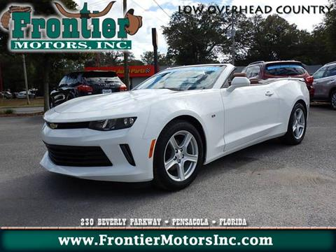 Convertibles for sale in pensacola fl for Frontier motors pensacola fl