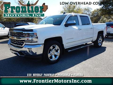 Chevrolet trucks for sale in pensacola fl for Frontier motors pensacola fl