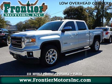 Gmc sierra 1500 for sale in pensacola fl for Frontier motors inc pensacola fl