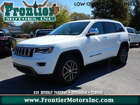 Jeep grand cherokee for sale in pensacola fl for Frontier motors inc pensacola fl