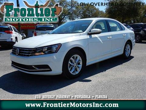 Volkswagen passat for sale in pensacola fl for Frontier motors pensacola fl