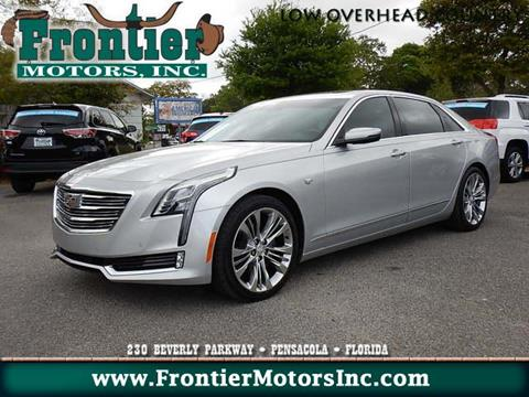 Cadillac for sale in pensacola fl for Frontier motors pensacola fl