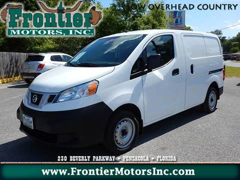 Nissan nv200 for sale in pensacola fl for Frontier motors inc pensacola fl