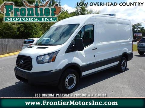 Ford transit for sale in pensacola fl for Frontier motors pensacola fl