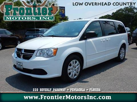 Dodge grand caravan for sale in pensacola fl for Frontier motors pensacola fl