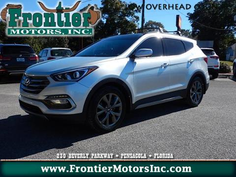2018 Hyundai Santa Fe Sport for sale in Pensacola, FL
