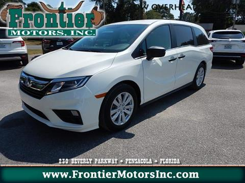 2019 Honda Odyssey for sale in Pensacola, FL