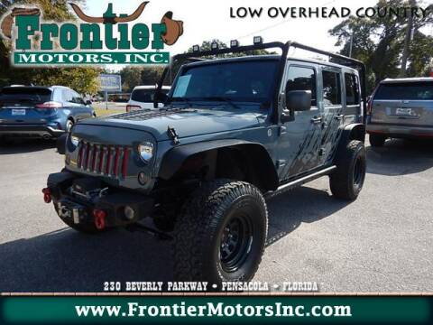 2015 Jeep Wrangler Unlimited for sale in Pensacola, FL