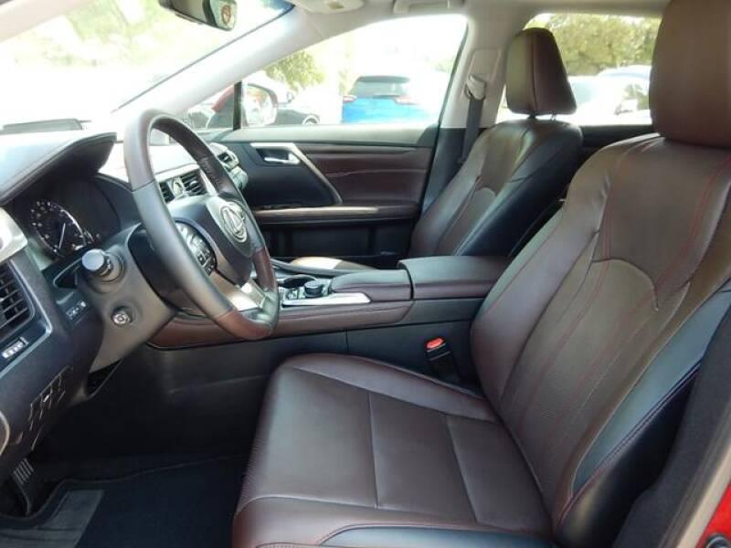 2016 Lexus RX 350 (image 9)