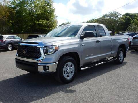 2018 Toyota Tundra SR5 for sale at Frontier Motors Inc in Pensacola FL