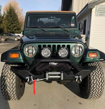 1999 Jeep Wrangler for sale in Orford, NH