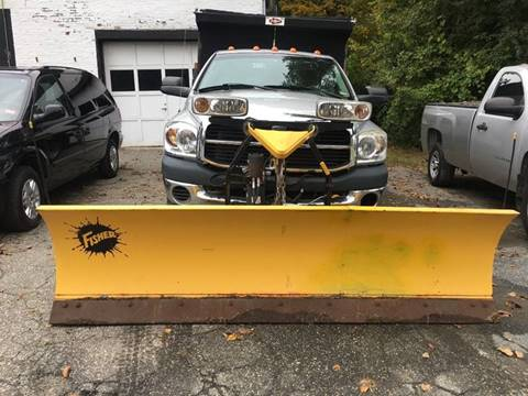 2007 Dodge RAM 350 for sale in Orford, NH