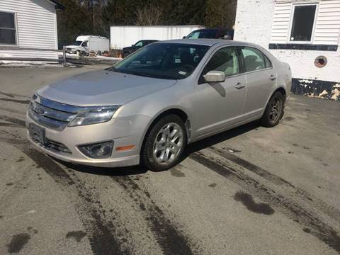 2010 Ford Fusion for sale in Orford, NH