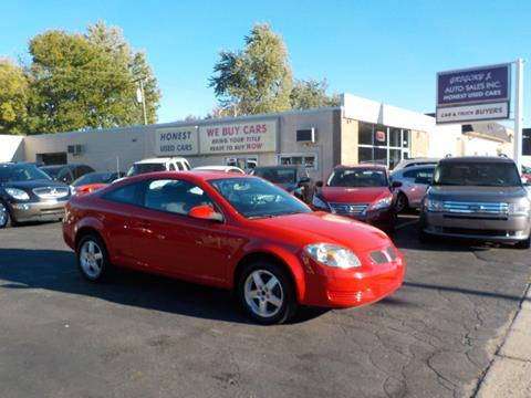 2009 Pontiac G5 for sale in Roseville, MI