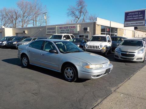 2003 Oldsmobile Alero for sale in Roseville, MI