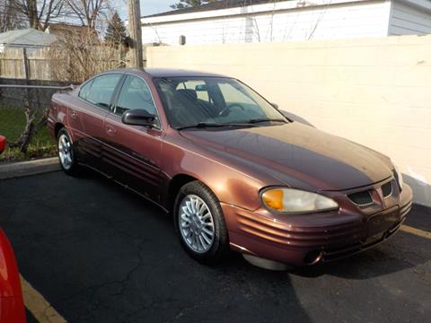 1999 Pontiac Grand Am for sale in Roseville, MI