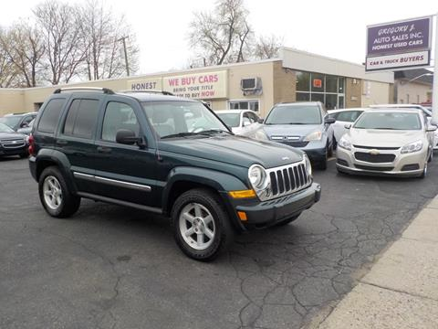 2005 Jeep Liberty for sale in Roseville, MI