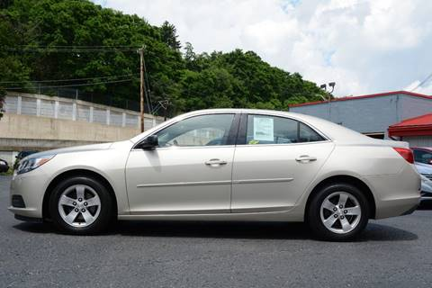 2015 Chevrolet Malibu for sale in Pittsburgh, PA